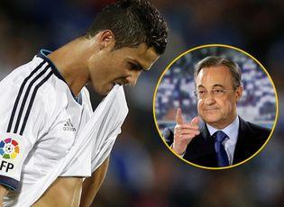 Bóng đá - Phòng thay đồ Real dậy sóng: Ronaldo bật ông chủ