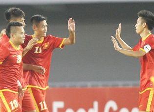 Bóng đá - TRỰC TIẾP, U23 Việt Nam 1-0 Kyrgyzstan (H2): Minh Tuấn ghi bàn
