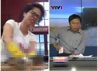 Ngôi Sao - Những tai nạn hi hữu trên truyền hình Việt