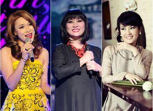 Âm nhạc - Mỹ Tâm, Cẩm Vân, Hồng Nhung khiến khán giả say đắm