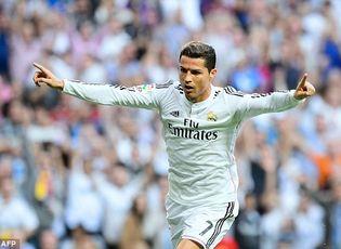 Bóng đá - Real 3-1 Barca: Ronaldo, Benzema rực sáng, Real vùi dập Barca