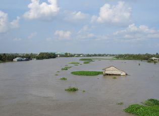 Sản phẩm - Dịch vụ - Đồng bằng sông Cửu Long: Nỗi lo thủy điện thượng nguồn