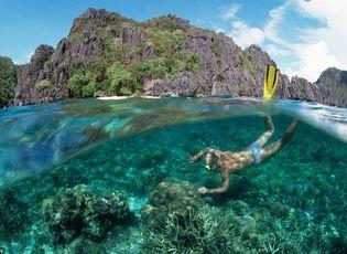 Thế giới 24h - Khám phá hòn đảo Palawan đẹp nhất thế giới năm 2014