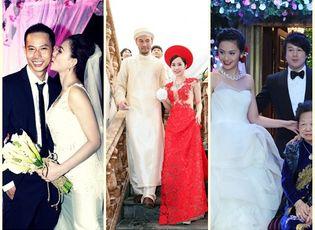 Ngôi Sao - Những sao Việt bí mật tổ chức ăn hỏi, kết hôn