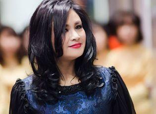 Ngôi Sao - Diva Thanh Lam lên chức bà ngoại ở tuổi 45