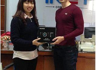 Sản phẩm - Dịch vụ - Công bố giải thưởng Chinh phục Olympia Tháng 10
