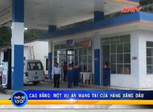 Video: Phát hiện nhân viên cây xăng tử vong tại cửa hàng