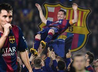 Bóng đá - Messi đòi rời Barca vì mất Quả bóng vàng