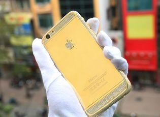 Doanh nhân - Đại gia vịt Vân Đình chơi iPhone 6 đúc vàng nửa tỷ