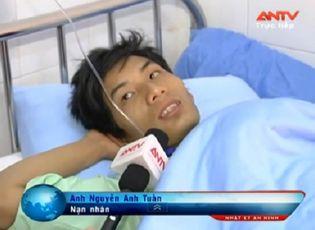 Video: Tình hình sức khỏe 12 nạn nhân vụ sập hầm tại bệnh viện