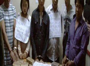 """An ninh - Hình sự - Đánh sập mẻ hàng 92 bánh heroin của """"bà trùm"""" ma túy Myanmar"""
