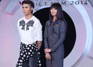 Thời trang & Làm đẹp - Vừa công khai yêu nhau, cặp đôi Next Top Model đã phải chia tay