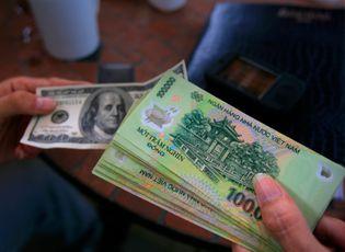 Thị trường - Giá USD hôm nay 26/5: Tăng 10-25 đồng/USD