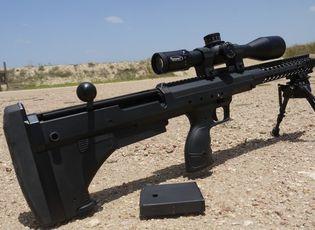 Cận cảnh sức mạnh của súng bắn tỉa nhỏ nhất thế giới