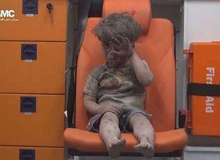 Tin thế giới - Truyền thông Trung Quốc nghi video cậu bé Syria được dàn dựng