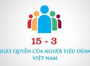 Thị trường - Tổ chức Ngày Quyền của người tiêu dùng Việt Nam 2017