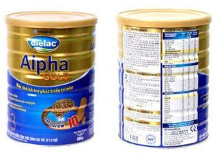 Sữa - Thực phẩm chức năng - Điều gì khiến các bà mẹ bỉm sữa tin dùng Dielac Alpha Gold?