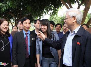 Pháp luật - Tổng Bí thư Nguyễn Phú Trọng khẳng định sẽ bắt bằng được Trịnh Xuân Thanh