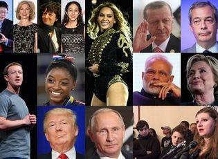 Tin thế giới - Donald Trump lọt vào top đề cử 'Nhân vật của năm'