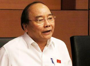 Tin trong nước - Thủ tướng Nguyễn Xuân Phúc: Tăng trưởng kinh tế chậm do giảm khai thác dầu, xuất khẩu điện thoại