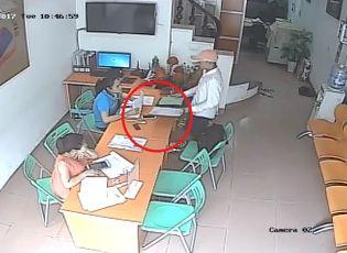 Clip: Vờ vào tiếp thị, thanh niên trộm điện thoại trước mặt nạn nhân