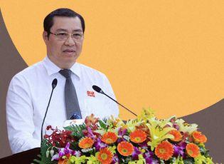 Tin trong nước - Chủ tịch TP Đà Nẵng Huỳnh Đức Thơ: Đừng bàn chuyện ai đi, ai ở