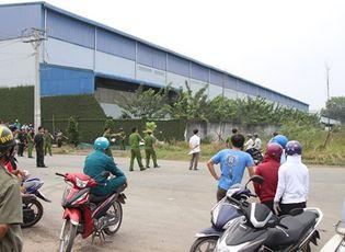 Tin tức - Bình Dương: Tạm giữ nghi phạm sát hại tài xế xe ôm, cướp tài sản