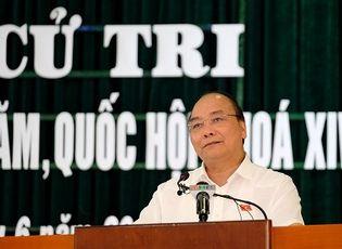 Tin tức - Thủ tướng Nguyễn Xuân Phúc trả lời về luật Đặc khu, luật An ninh mạng
