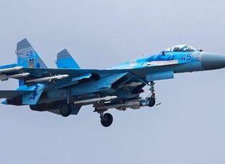 Tin thế giới - Tiêm kích Su-27 của Ukraine rơi, phi công thiệt mạng
