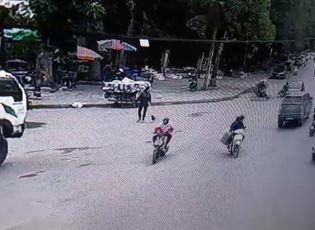 Pháp luật - Sự thật thông tin CSGT Thanh Hóa quăng lưới bắt xe máy khiến học sinh bị thương
