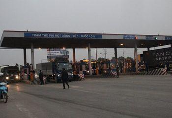 Tin tức - Trình chính phủ 2 phương án giảm phí BOT Quốc lộ 5