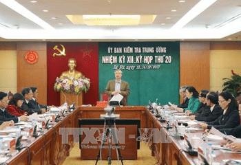 Tin tức - Ban bí thư kỷ luật Ban Thường vụ Tỉnh ủy Vĩnh Phúc và Phó chủ tịch UBND tỉnh Thanh Hoá