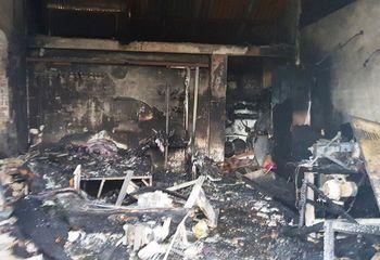 Tin tức - 3 mẹ con tử vong thương tâm trong căn nhà cháy rụi ở Nam Định