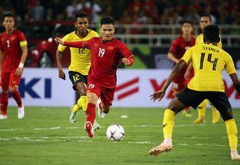 Tin tức - Việt Nam 2- 0 Malaysia: Thầy trò HLV Park Hang Seo viết tiếp lịch sử trên sân Mỹ Đình
