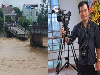 Đề xuất Chính phủ tặng bằng khen cho phóng viên Đinh Hữu Dư - ảnh 1