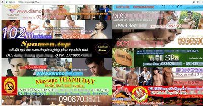 Thâm nhập 'thị trường trai bao': Đặt hàng qua tin nhắn (kỳ 1) - ảnh 1