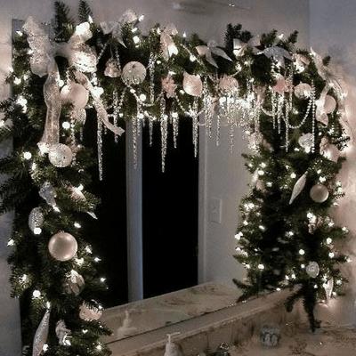 Hàng loạt ý tưởng trang trí Giáng sinh cực sáng tạo - ảnh 1