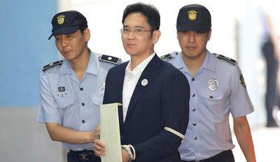 """""""Thái tử"""" của Samsung và 12 năm tù: 5/2 sẽ phán quyết cuối cùng - ảnh 1"""