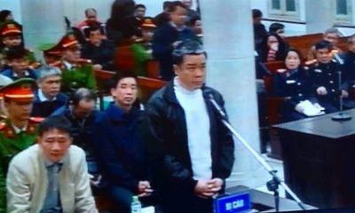 """Xét xử ông Đinh La Thăng: Công ty Quỳnh Hoa ký hợp đồng """"khống"""" để cảm ơn - ảnh 1"""