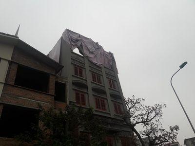 Dấu hỏi về việc phá dỡ phần sai phép tại biệt thự của nguyên Cục trưởng C50 - ảnh 1