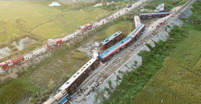"""Kỷ luật lãnh đạo đường sắt: """"Phạt cho có"""", từ chức là hiện tượng lạ - ảnh 1"""