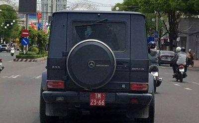 """Gắn biển đỏ quân đội cho """"oai"""", chủ siêu xe Mercedes sẽ nhận """"cái kết đắng"""" - ảnh 1"""