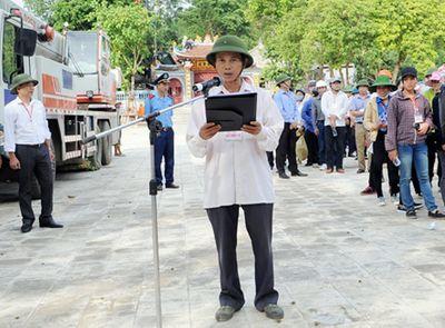 Lào Cai: Tạm giữ nhiều đối tượng chống người thi hành công vụ khi tiến hành cưỡng chế công trình vi phạm