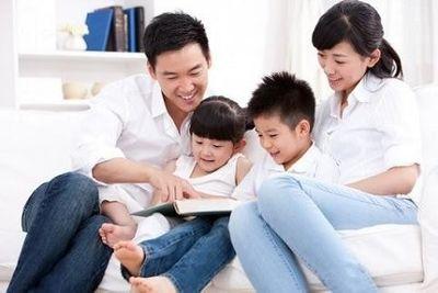 Cha mẹ không giỏi ngoại ngữ vẫn có cách dạy con thành cao thủ tiếng Anh