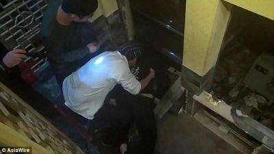 Phục vụ nhà hàng trẻ tuổi chết thảm vì thang máy chuyển thức ăn - ảnh 1