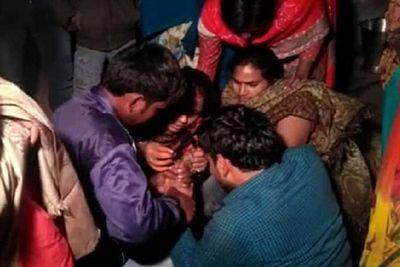 Thảm cảnh nam khách dự đám cưới bị bắt cóc ép kết hôn - ảnh 1