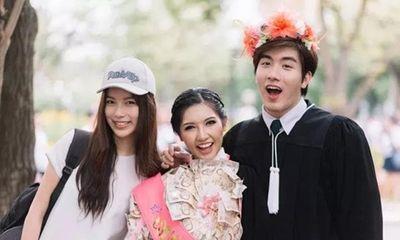 Bất ngờ với những trang phục tốt nghiệp kỳ lạ của các cử nhân đại học nước ngoài - ảnh 1