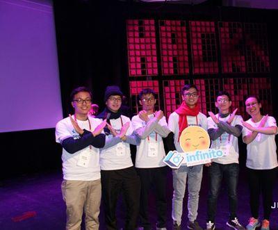 Việt Nam lần đầu tiên vô địch cuộc thi lập trình công nghệ lớn nhất châu Âu - ảnh 1