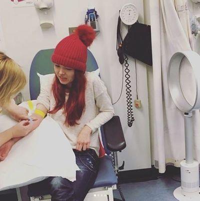 Cô gái trẻ tê liệt toàn thân chỉ vì bị côn trùng cắn - ảnh 1