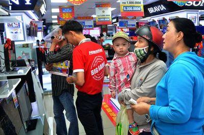 Điện máy Nguyễn Kim bị xử phạt, truy thu thuế gần 150 tỷ đồng - ảnh 1